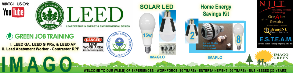 Leed Consultant Green Training Dvds Solar Energy